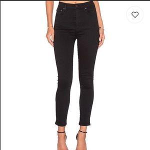 Agolde Roxanne Skinny In Luxe Jeans Size 26